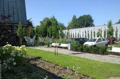 Biały ogród - Rzeszów