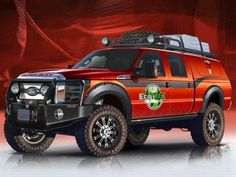 Ford Reveals Lineup of One-Off Trucks for SEMA