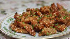 Slow Cooker Chicken Sesame