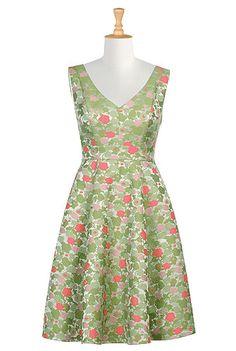 virginia dress e shakti   Women's Fashion Clothing 0-36W and Custom