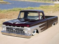 """1965 Ford F-250...""""one bad ass truck"""""""