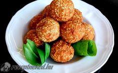 Kijevi csirkegolyó recept fotóval Ethnic Recipes, Food, Essen, Meals, Yemek, Eten