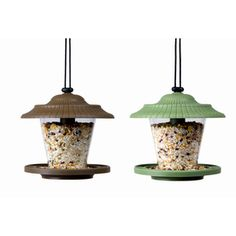 Garden Treasures Plastic Bird Feeder U04a701b