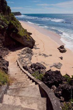 Balangan Beach, Uluwatu | Bali - Indonesia  By: Sanny San