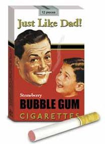 i remember these! Just Like Dad Bubble Gum Cigarettes. cause dad was such a great role model. Tennessee Williams, Nostalgia, Pub Vintage, Believe, I Remember When, Old Ads, Thats The Way, The Good Old Days, Bubble Gum