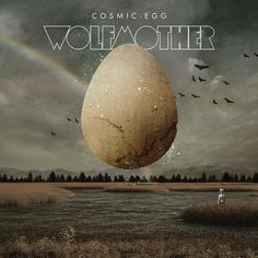 Wolf Mother CD Packaging by Invisible Creature