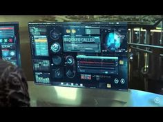 Iron Man 2 Amazing interfaces and holograms 03 Futuristic Technology, Science And Technology, Drones, Data Architecture, Man 2, Ui Animation, Iron Man Tony Stark, Catalog Design, Game Concept
