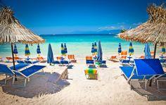 <P>10. Ksamil strand, Albanië</P>
