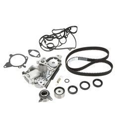 94 95 96 97 mitsubishi 3000gt engine lower timing belt cover automobiles timing belt water pump kit fits for mazda miata mx5 all models 18l 1994 fandeluxe Gallery