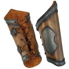 Elven Leather Bracers