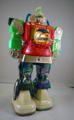 fas Fast Color Go Nagai Robot Bárbara Goldrake Collection 3d Figura Modelo Miniaturas Action Figures
