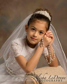 First Holy Communion  | Alisha LeDonne Photography  #alishaledonnephotography #firstholycommunion #newjersey www.alishaledonnephotography.com