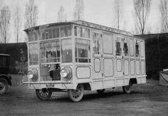 1924 Ford Motor Home
