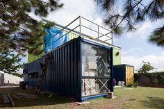 Shipping Container Homes: Multi Container Home - Casa Container, Danilo Corbas, - São Paulo, Brazil,