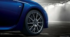 Five Fast Facts about the Lexus RC F #AsphaltUp #FSportFriday
