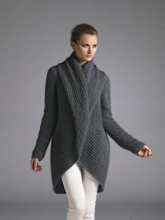 Bergere de France knitting patterns, Bergere de France Origin Collection - 04, Mohair 02, from Laughing Hens