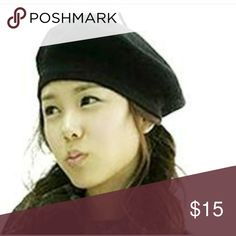 New French Beret New Classic French Beret.  Perfect to top out any outfit. Accessories Hats