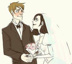 If Jack and Elizabeth got married