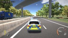Autobahn Police Simulator 2 Screenshots