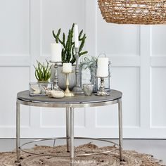 Set a cozy mood in your livingroom. Lene Bjerre SS17.