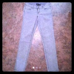 NWOT! ACID WASH SZ.9 SKINNY JEANS! Super cute and never worn. Bought it for my daughter who is a VERY picky 13 yr old who changes her fashion taste every other day! Lol  Frustrating!! Lol From smoke and pet free home!  *** ALL CLOTHES ARE BOGO HALF OFF RIGHT NOW SO BUNDLE AND SAVE BIG!*** City Streets Jeans Skinny