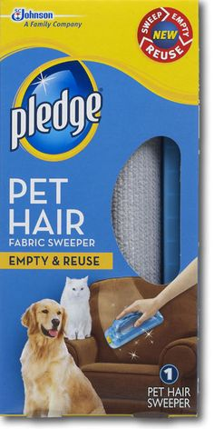 Pet Hair Fabric Sweeper...they don't always have this at the store but if you ever see it, snatch it up! THE BEST FUR/LINT BRUSH EVER!!! It saves you a lot of lint roller sheets by getting the majority of the hairs first!