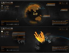Realtime 3D Statistics I by ~stereolize-design on deviantART