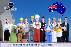 How to Find Your #Career in #Australia  https://www.morevisas.com/australia-immigration/how-to-find-your-career-in-australia/
