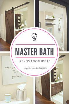 Small master bathroom renovation ideas