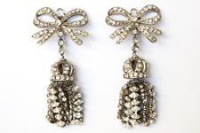 happy ears - boucle d'oreille earrings circa 1966/65