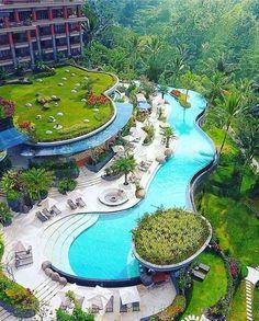 Padma Resort Ubud - Bali | Cool Pools | Pinterest | Ubud, Resorts and Indonesia