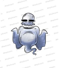 Halloween character graphics clipart Semi-Exclusive digital art