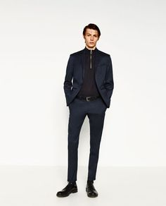 STAR SUIT TROUSERS