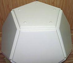 Majsterkowanie z pomysłem: 25. Geometryczna pufa - praktyczny dodatek do wnętrz czy zbędny element wyposażenia?
