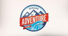 Seward Adventure Company | Logo Design | The Design Inspiration