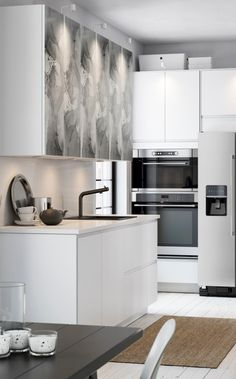 IKEA SEKTION kitchens are designed to give you the freedom to create the kitchen that's perfect for your life, your home, your style and your budget.