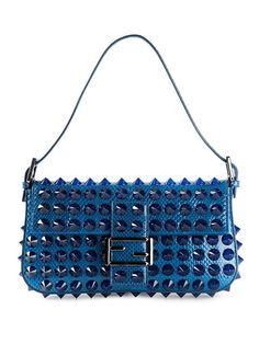 FENDI 'Baguette' Shoulder Bag. #fendi #bags #shoulder bags #hand bags #leather