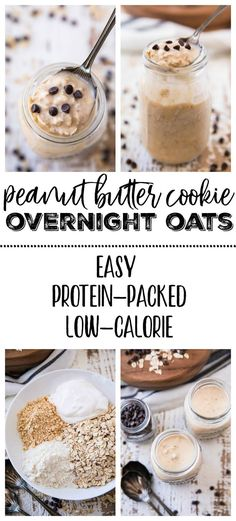 #overnight oats #overnight oats healthy easy breakfast#overnight oats healthy easy#overnight oats healthy low calorie#overnight oats healthy low calorie recipes Overnight Oats Chocolate, Low Calorie Overnight Oats, Overnight Oats With Yogurt, Peanut Butter Overnight Oats, Easy Overnight Oats, Healthy Peanut Butter, 21 Day Fix, Superfood, Protein Packed Breakfast