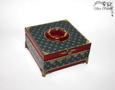 Ультрафиолетовый. Эксклюзивные подарки.: Эксклюзивная чайная коробка, чай, чай, чайный пакетик, чайник, дерево