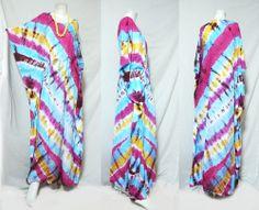 Rayon Casual Striped Plus Size Maxi Dresses for Women Thailand Fashion, Maxi Pants, Thai Style, Plus Size Maxi Dresses, Beach Dresses, Kaftan, Hippie Boho, Tie Dye, Kimono