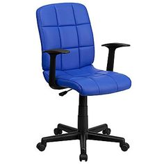 Find A Quality Simmons Vinyl Quilted Cushion Task Chair And Other All Office Chairs