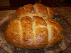 Rustic Italian Bread Recipe from Cooklime