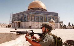 Gerusalemme - attacco terroristico nella Spianata delle Moschee