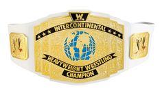 Amazon.com: WWE Intercontinental Championship Title Belt: Toys & Games
