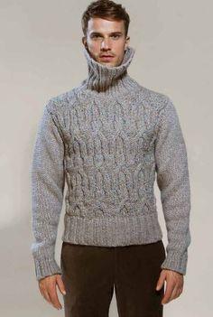 www.woolfetish.com #men's #turtleneck #sweater | Favorite Men's ...