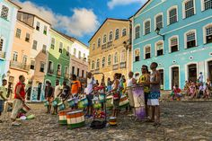 Best of Bahia: Brazil's 'land of happiness'. Check out all that Bahia has to offer! #bahia #baiana #brazil