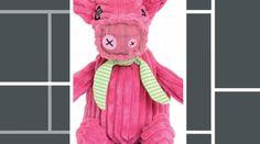 Jambonos - the Pig, The Deglingos plush toy, www.tanulojatek.hu