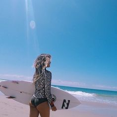 #regram from @alessaquizon enjoying another perfect day in #BillabongSurfCapsule.  Tap link in bio to shop.