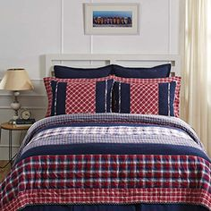 4pc Carter Red and Blue Plaid Patchwork Country Californi... https://smile.amazon.com/dp/B01MRTT2E6/ref=cm_sw_r_pi_dp_x_8i9wyb85WKMGH