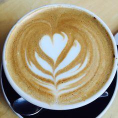 Latte from @chasinglionscafe in #sf #nofilter #latteart #latte #espresso #espressosteam #espressoart #craftcoffee #coffeeart #coffeeroaster #coffee #coffeetime #coffeelover #coffeeaddict #coffeeshop #cafe #caffeine #lattemacchiato #baristalife #coffeegram #coffeeporn #barista #latteartgram